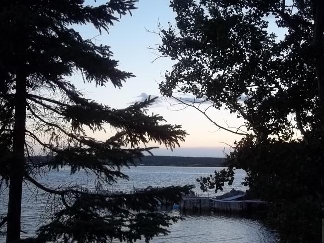Quiet Evening Birchy Bay, Newfoundland and Labrador Canada