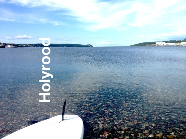 stand up paddling Holyrood, Newfoundland and Labrador Canada
