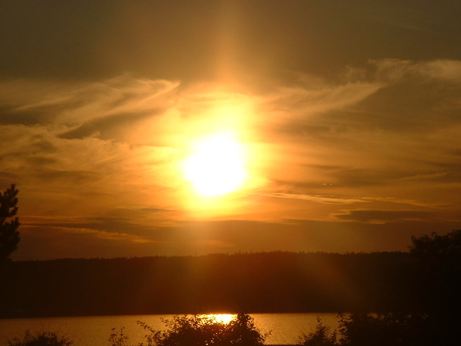 Africville Sunset Dartmouth, Nova Scotia Canada