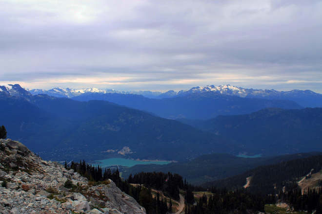 TOP OF THE WORLD Whistler, British Columbia Canada