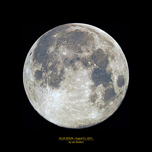 Blue Moon - August 2013