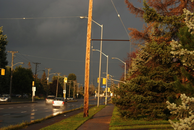 After the storm Ottawa, Ontario Canada