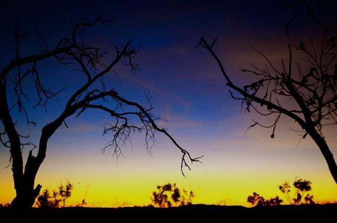 Australian Outback Mount Isa, Queensland Australia
