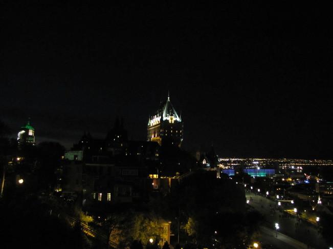 Québec de nuit..... Québec, Quebec Canada