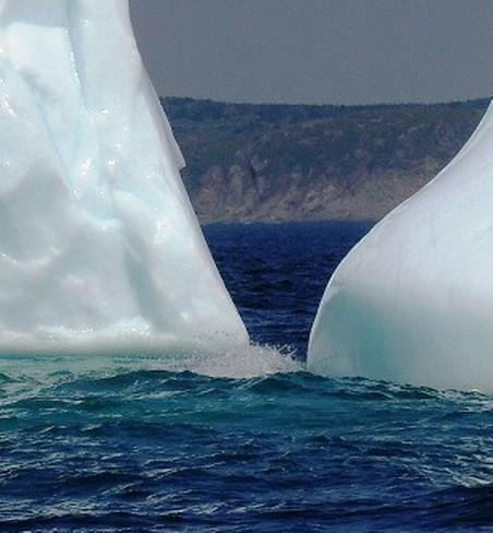 Beautiful iceberg St. Anthony, NFLD St. Anthony, Newfoundland and Labrador Canada