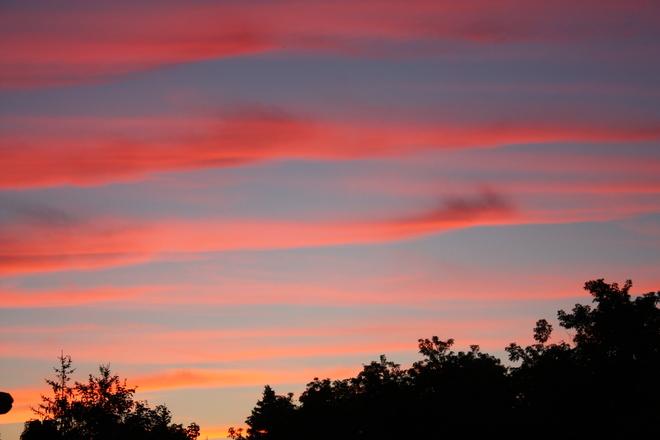 Cloud stripes