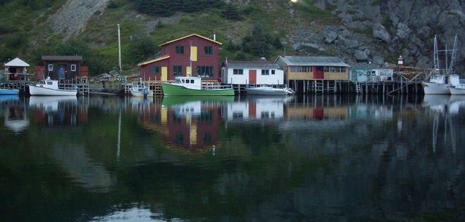 Quidi Vidi St. John's, Newfoundland and Labrador Canada