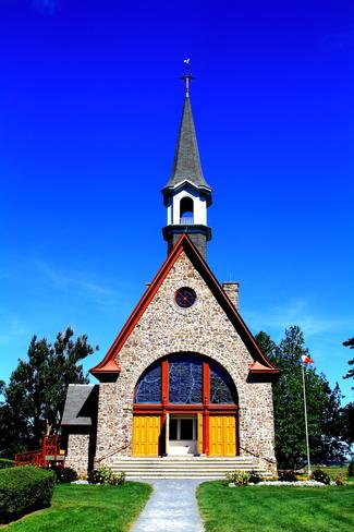 Grand Pre Church, NS Riverview, New Brunswick Canada