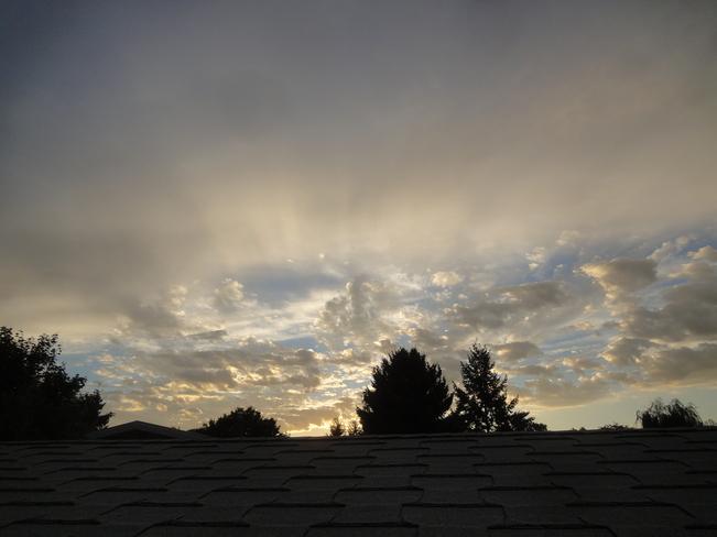 Kelowna sunrise Kelowna, British Columbia Canada