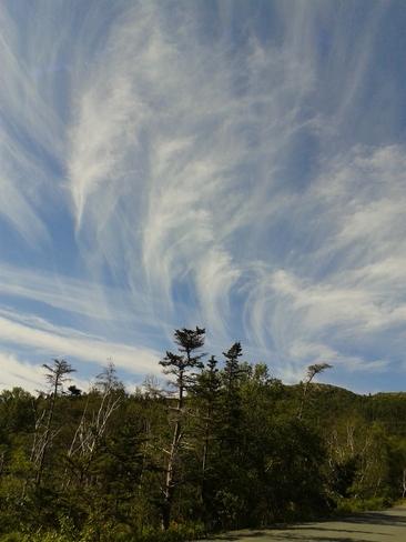 Awesome clouds Conception Harbour, Newfoundland and Labrador Canada