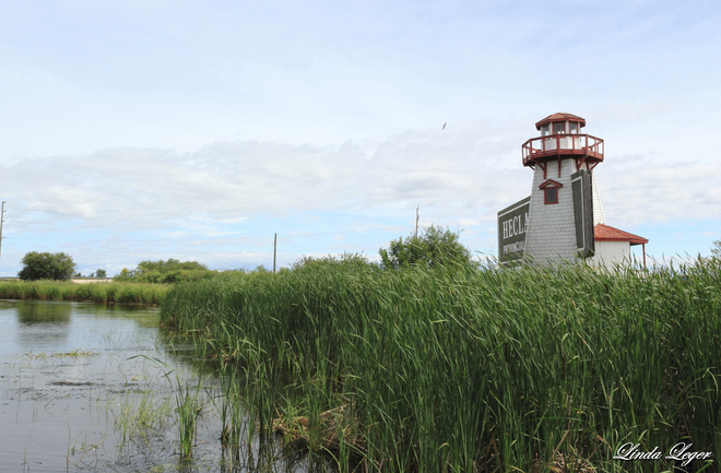 The Lighthouse Hecla, Manitoba Canada