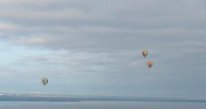 Hot Air Balloons Onagon, Ontario Canada