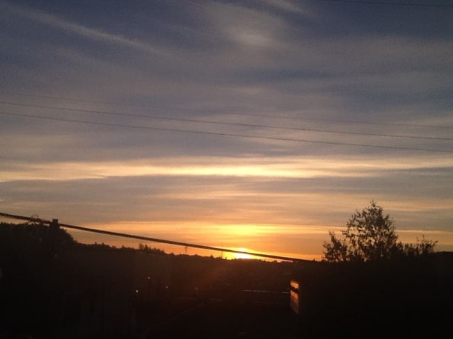Morning Sunrise Victoria, British Columbia Canada
