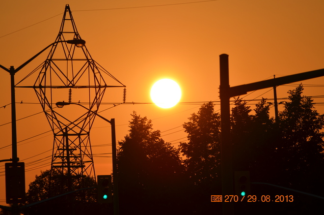 Solar energy Ottawa, Ontario Canada