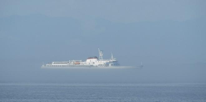 Ghost ship Victoria, British Columbia Canada