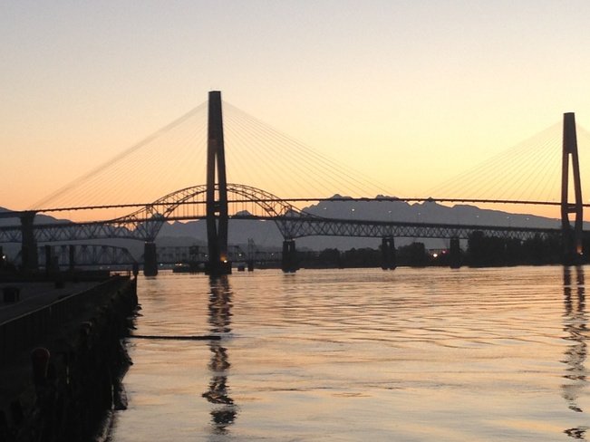 New Westminster Harbour New Westminster, British Columbia Canada