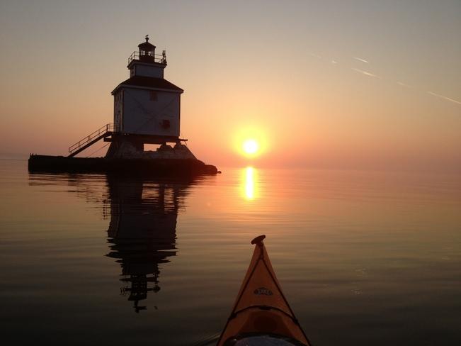 Morning Glory Thunder Bay, Ontario Canada