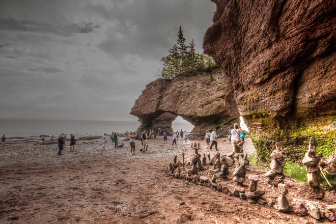 News Eye Candy The Bay of Fundy The Weather Network