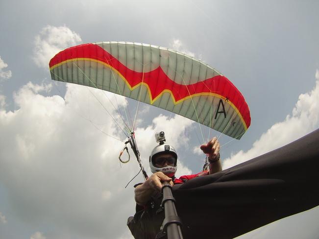 ottawa paragliding Ottawa, Ontario Canada