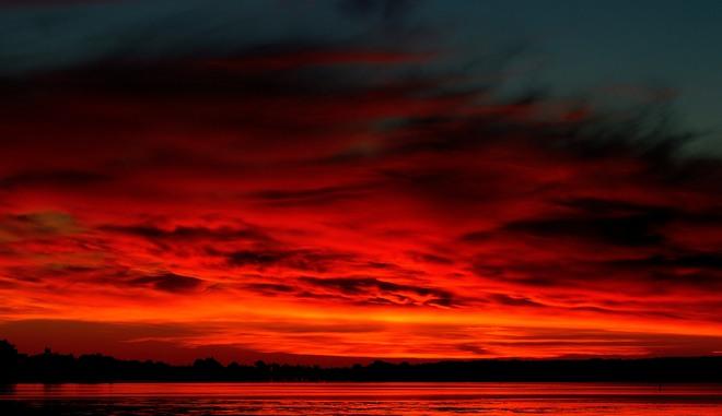 Kente Sunrise Trenton, Ontario Canada