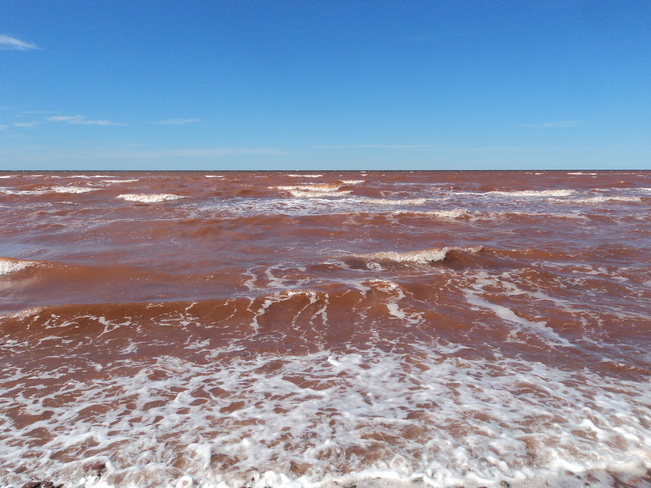 riugh water O'Leary, Prince Edward Island Canada