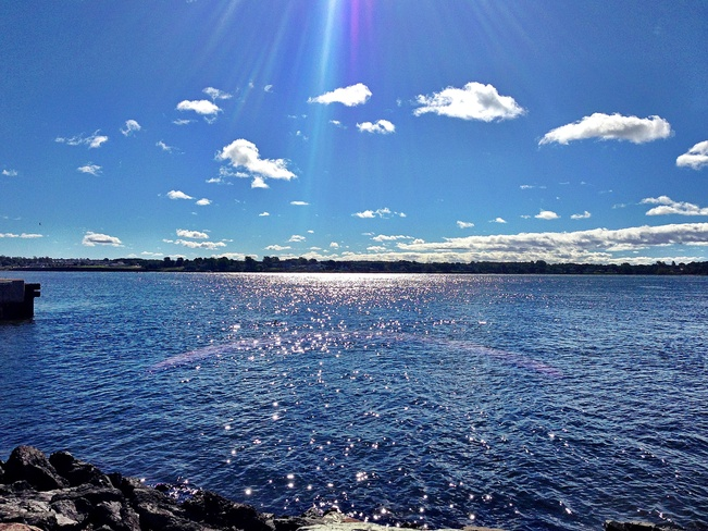 Such blue water 💙 Charlottetown, Prince Edward Island Canada