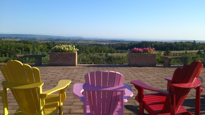 Picture Perfect View of Blomidon? Wolfville, Nova Scotia Canada