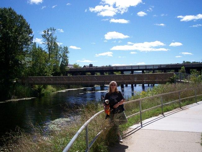Beautiful day. Midland, Ontario Canada