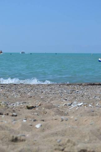 beach London, Ontario Canada
