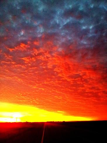 Sunrise Treherne, Manitoba Canada