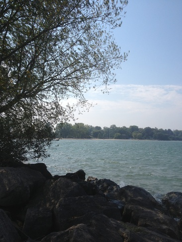 Lake side park, Port Dalhousie St. Catharines, Ontario Canada