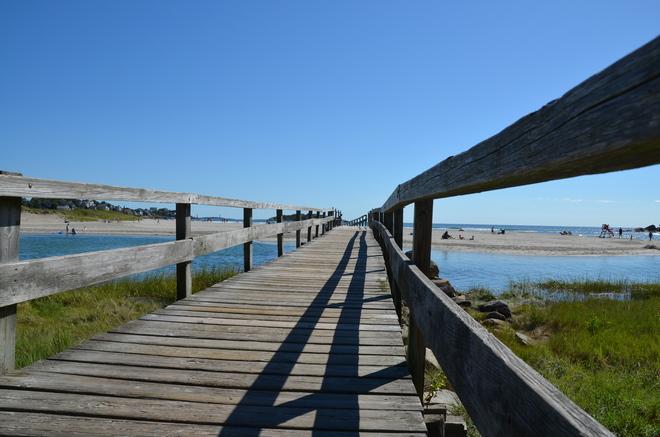 Sun, sand, beach Gloucester, Massachusetts United States