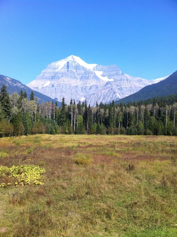 Majestic Mount Robson Mount Robson, British Columbia Canada