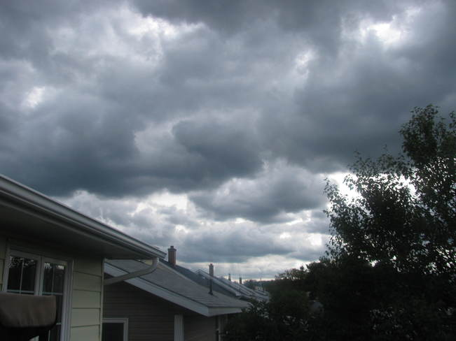 about to rain soon Glace Bay, Nova Scotia Canada