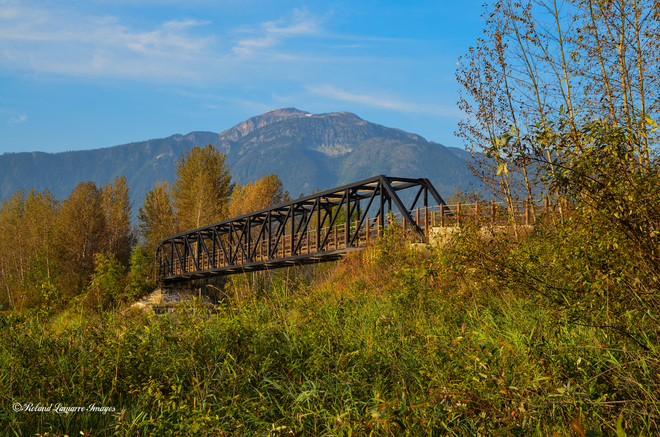 fall is hear Revelstoke, British Columbia Canada