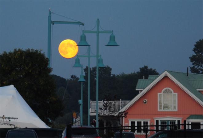 Harvest Moon Port Dalhousie, Ontario Canada