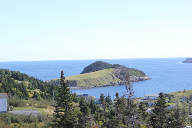 village by the sea Tors Cove, Newfoundland and Labrador Canada