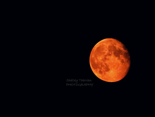 Red Moon Airdrie, Alberta Canada