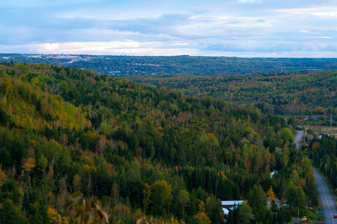 Fall in the valley Fredericton, New Brunswick Canada