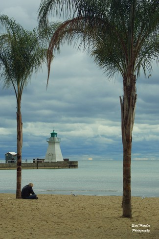 Solitude On Friday The 13Th Port Dover, Ontario Canada