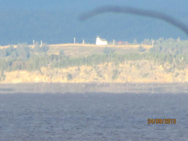 across the bay.. Joggins, Nova Scotia Canada