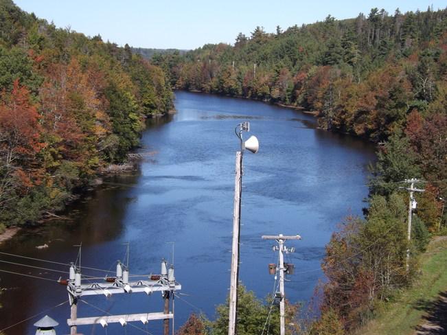 below lumsden pond Wolfville, Nova Scotia Canada