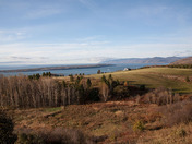 Ile Aux Coudres from the Shore