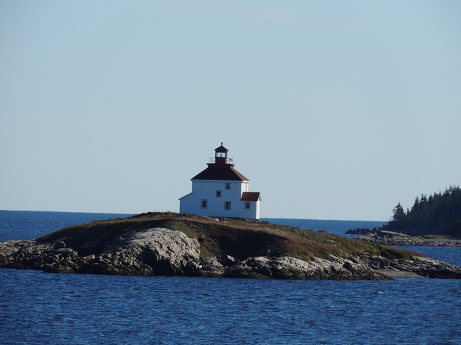 Canso Lighthouse September 28th 2013 Canso, Nova Scotia Canada