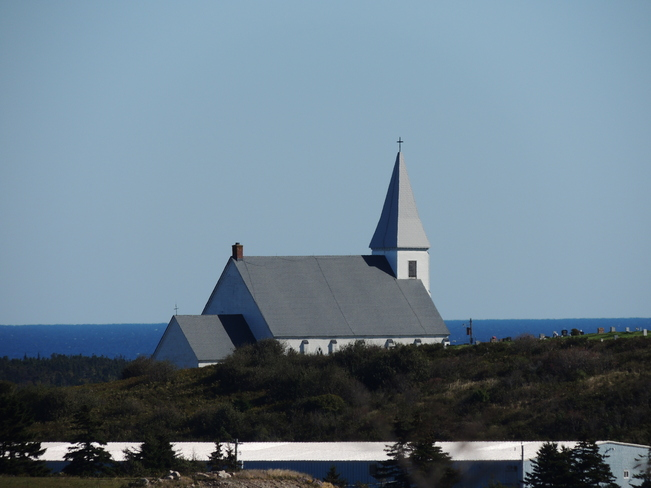 Churches Of Canso Nova Scotia September 28th 2013 Canso, Nova Scotia Canada