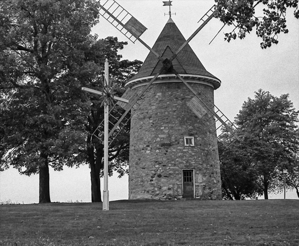 The Pointe-Claire Windmill Pointe-Claire, Quebec Canada