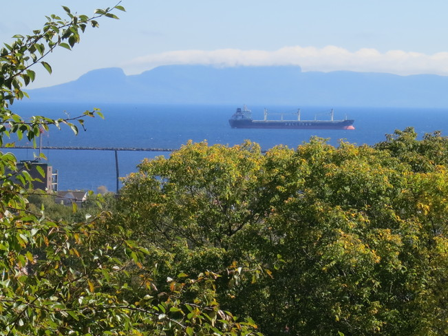 Sleeping Giant and Thunder Bay Harbour Thunder Bay, Ontario Canada