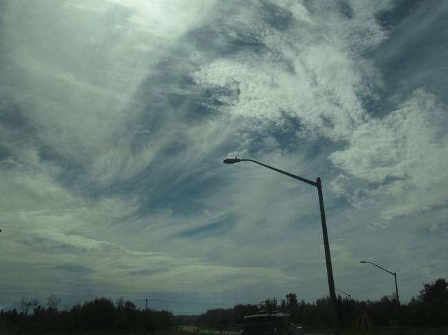 BREATHTAKING SKY TO BEHOLD Moncton, New Brunswick Canada