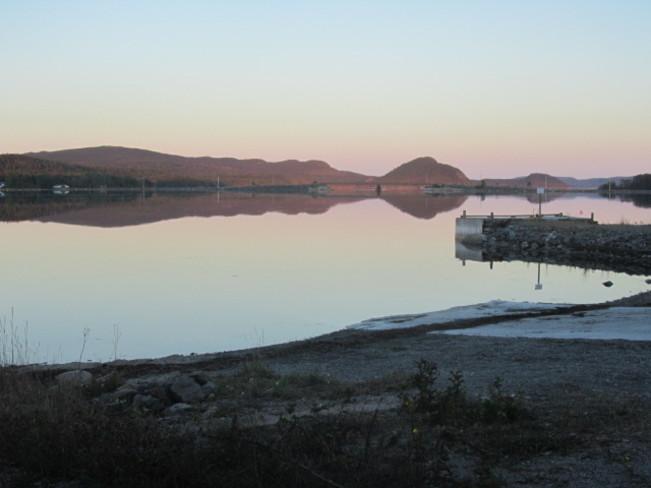 a calm evening Glovertown, Newfoundland and Labrador Canada