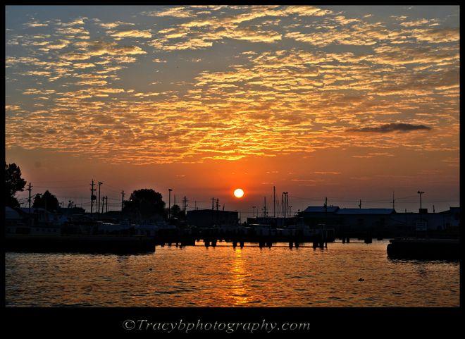 Good Morning Port Dover, Ontario Canada